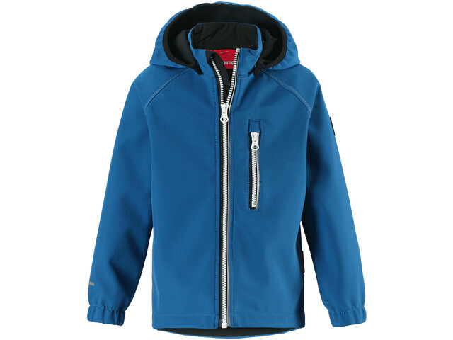 Reima Kids Vantti Softshell Jacket Dark Denim